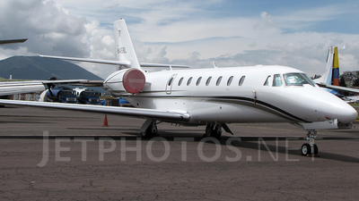 N145BL - Cessna 680 Citation Sovereign - Private
