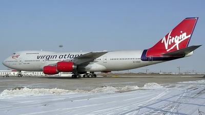 G-VSSS - Boeing 747-219B - Virgin Atlantic Airways