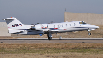 N996JS - Bombardier Learjet 31A - Private