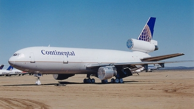 N14090 - McDonnell Douglas DC-10-30 - Continental Airlines