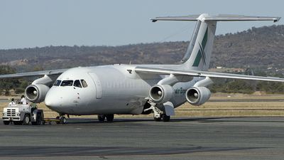 VH-NJM - British Aerospace BAe 146-300(QT) - Australian air Express