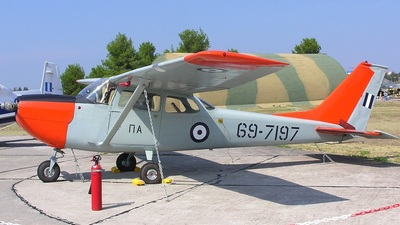 69-7197 - Cessna T-41D Mescalero - Greece - Air Force