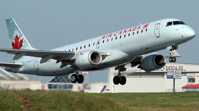 C-GWEN - Embraer 190-100IGW - Air Canada