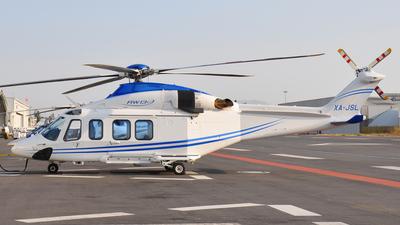 XA-JSL - Agusta-Westland AW-139 - Private
