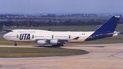 F-GEXB - Boeing 747-4B3(M) - Union de Transports Aériens (UTA)