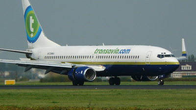 N739MA - Boeing 737-8Q8 - Transavia Airlines (Miami Air International)