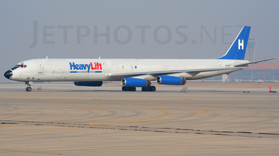 A6-HLC - Douglas DC-8-63(F) - HeavyLift Cargo Airlines