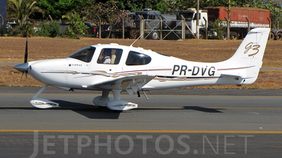 PR-DVG - Cirrus SR22-GTS G3 - Private
