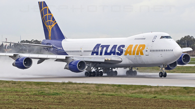 N527MC - Boeing 747-2D7B(SF) - Atlas Air