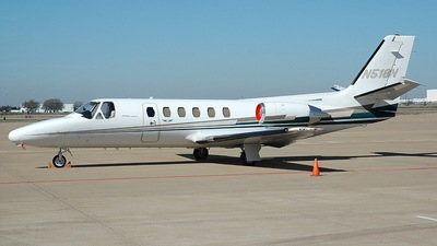 A picture of N518N - Cessna 550 Citation II - [5500563] - © Curt Jans