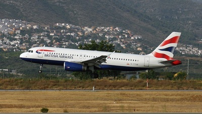 G-TTOE - Airbus A320-232 - British Airways (GB Airways)