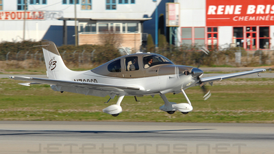 N708CP - Cirrus SR22 - Private