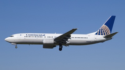 N36247 - Boeing 737-824 - Continental Airlines