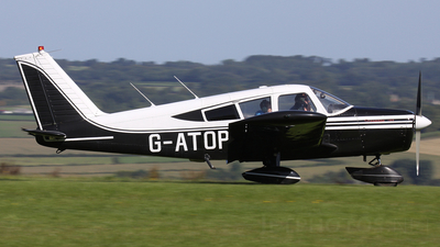 A picture of GATOP - Piper PA28140 - [2821682] - © hjcurtis