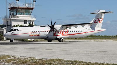 F-OIQR - ATR 72-212A(500) - Air Tahiti