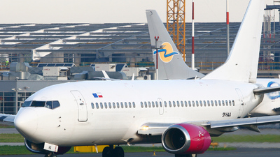 SP-HAA - Boeing 737-322 - Small Planet Airlines Polska