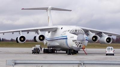 4K-AZ14 - Ilyushin IL-76TD - AZAL Cargo Air Company