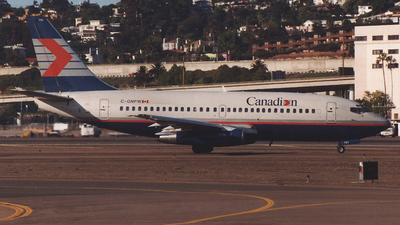C-GNPW - Boeing 737-275(Adv) - Canadian Airlines International