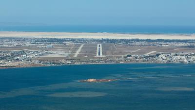 DTTA - Airport - Runway