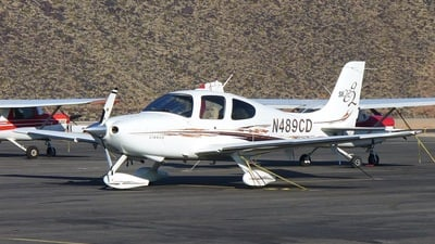 A picture of N489CD - Cirrus SR22 - [1591] - © Jeff Rodeback