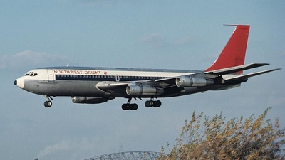 N725US - Boeing 720-051B - Northwest Orient Airlines