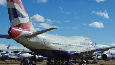 G-BNLD - Boeing 747-436 - British Airways