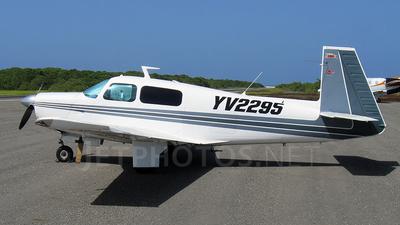 YV2295 - Mooney M20 - Private