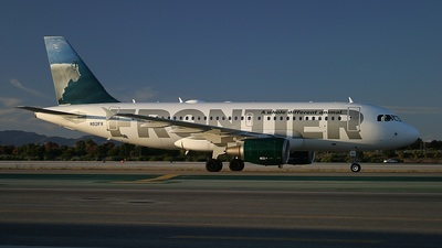 N921FR - Airbus A319-111 - Frontier Airlines