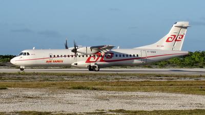 A picture of FOIQV - ATR 72500 - [0806] - © Eric Verplanken