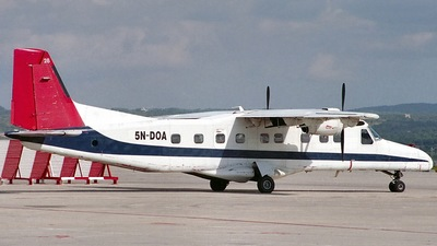 5N-DOA - Dornier Do-228-200 - DANA - Dornier Aviation Nigeria
