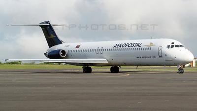 YV139T - McDonnell Douglas DC-9-51 - Aeropostal - Alas de Venezuela