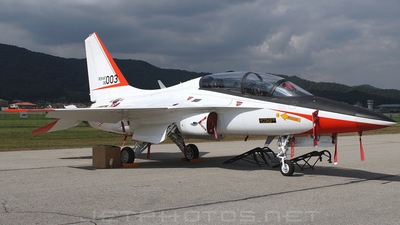 06-003 - KAI T-50 Golden Eagle - South Korea - Air Force