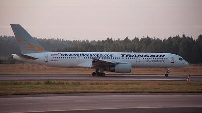 SE-RCE - Boeing 757-2G5 - Transair Sweden