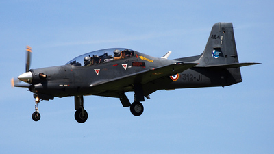 464 - Embraer EMB-312F Tucano - France - Air Force