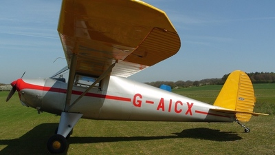 A picture of GAICX - Luscombe 8A Silvaire - [2568] - © Glyn Charles Jones