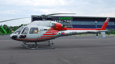 I-ERPI - Eurocopter AS 355N Ecureuil 2 - Private
