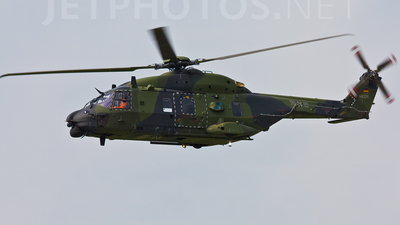 78-15 - NH Industries NH-90TTH - Germany - Air Force