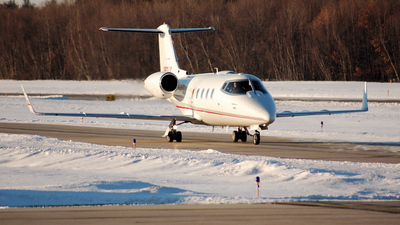 N903JC - Bombardier Learjet 55 - Private