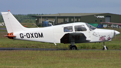 G-OXOM - Piper PA-28-161 Cadet - Private