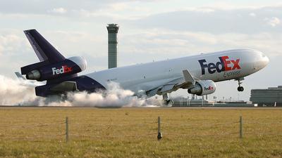 N620FE - McDonnell Douglas MD-11(F) - FedEx