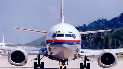 9M-MQJ - Boeing 737-4H6 - Malaysia Airlines