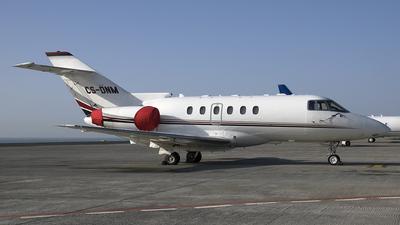 CS-DNM - Raytheon Hawker 800XP - NetJets Europe