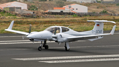 D-GCAE - Diamond DA-42 Twin Star - Private