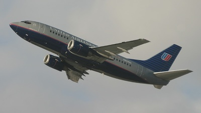 N944UA - Boeing 737-522 - United Airlines