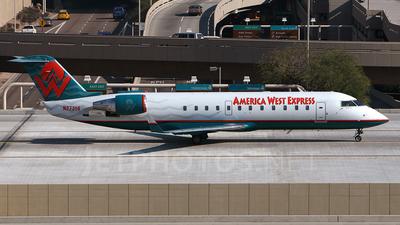 N27314 - Bombardier CRJ-200LR - America West Express (Mesa Airlines)