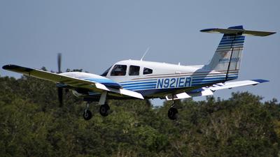 N921ER - Piper PA-44-180 Seminole - Embry-Riddle Aeronautical University (ERAU)