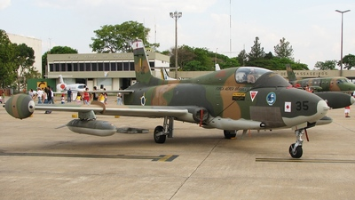 FAB4635 - Aermacchi MB-326M Impala - Brazil - Air Force