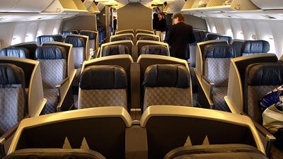 N399AN - Boeing 767-323(ER) - American Airlines
