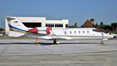 N729LJ - Bombardier Learjet 60 - Private