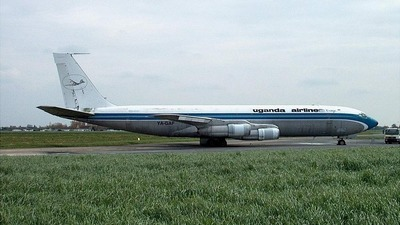 YA-GAF - Boeing 707-324C - Balkh Airlines